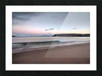 Tranquility Picture Frame print