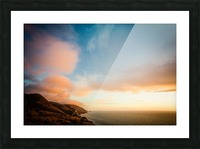 The Cabot Trail Picture Frame print