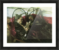 Mosquito nets by John Singer Sargent Picture Frame print
