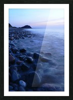 Serenity Picture Frame print
