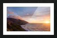 Sunshine Coast Picture Frame print