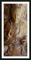 Quan Yin Compassion Picture Frame print