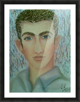 youcef Picture Frame print