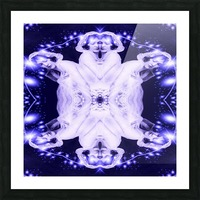 Ethereal Picture Frame print