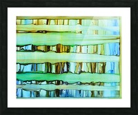 Between the Lines 2 Picture Frame print
