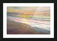 Pastel Morning Light  Picture Frame print