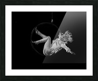 Circus Picture Frame print