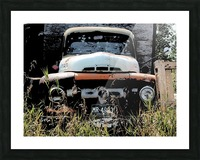 Mr 49 Picture Frame print
