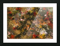 Forest by Night II Picture Frame print