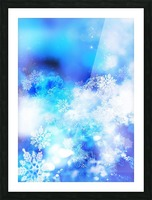 The Frozen Spirit Picture Frame print