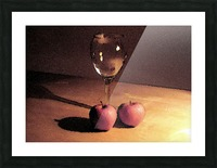 RED APPLES  Picture Frame print