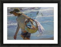 Pescador Picture Frame print