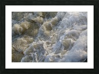 Rapids Picture Frame print