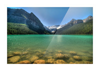 Banff Picture Frame print