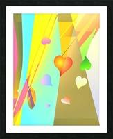 love bond 82918 H Picture Frame print