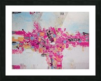 Abstract 02 Picture Frame print
