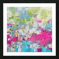 Abstract 21 Picture Frame print