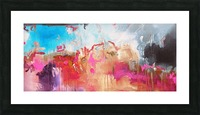 Abstract 43 Picture Frame print