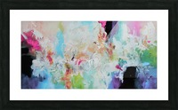 Abstract 39 Picture Frame print