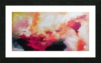 Abstract 33 Picture Frame print
