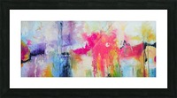 Abstract 32 Picture Frame print