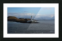 Light House Picture Frame print