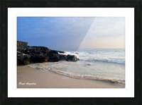 Magic Sands Sunset Picture Frame print