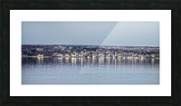 Romulus Panorama Picture Frame print