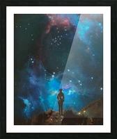 Alternate Universe Picture Frame print