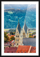FRIESACH 01 Picture Frame print