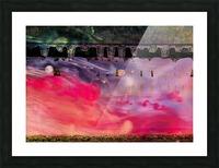 Abstraction  Impression et Cadre photo