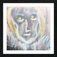 amita soul  Picture Frame print