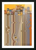 Porto - Ribiera Picture Frame print