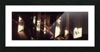 Intermédialité Picture Frame print