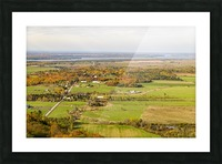 View of Ottawa Valley in Autumn18 Picture Frame print