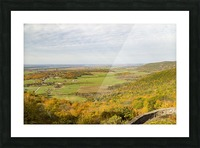 View of Ottawa Valley in Autumn 9 Picture Frame print
