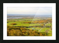 View of Ottawa Valley in Autumn17 Picture Frame print