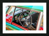 Innocenti Through the Window Picture Frame print
