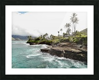 China walls Picture Frame print