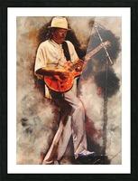 Carlos Santana Picture Frame print