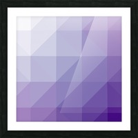 patterns low poly polygon 3D backgrounds, textures, and vectors (49)_1557098504.05 Picture Frame print