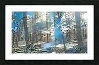 Landscape Picture Frame print