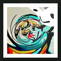 metamorphosis 2 Picture Frame print