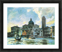 Palazzo Labia, Venice by John Singer Sargent Picture Frame print
