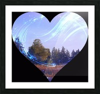 Heart (7).gif Picture Frame print