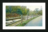 Original Landscape Painting No. 13 from The Billy Truong Art Collection Picture Frame print