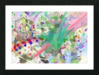 New Popular Beautiful Patterns Cool Design Best Abstract Art (6) Picture Frame print