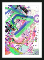 New Popular Beautiful Patterns Cool Design Best Abstract Art_1557269361.88 Picture Frame print
