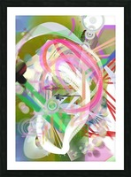 New Popular Beautiful Patterns Cool Design Best Abstract Art (3)_1557269361.91 Picture Frame print