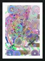 New Popular Beautiful Patterns Cool Design Best Abstract Art (8)_1557269365.18 Picture Frame print
